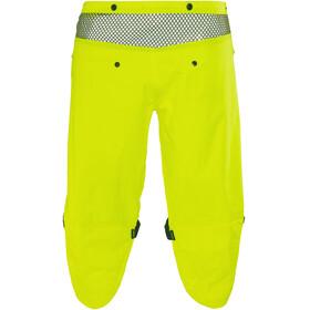Rainlegs Protection imperméable pour pantalon - Jambière/Manchette - jaune